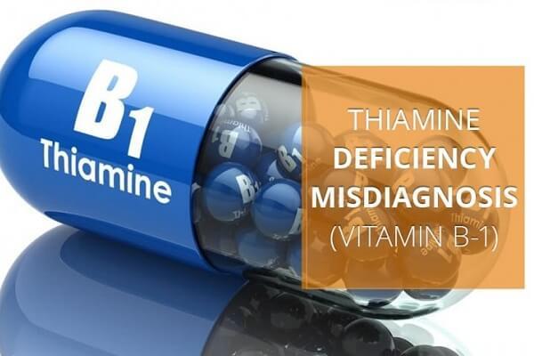 Vitamin B1 là thuốc, đây là một loại Vitamin hòa tan trong nước