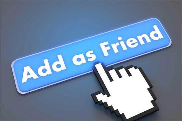 Add Friend hiểu đơn giản tức là kết bạn, thêm bạn.