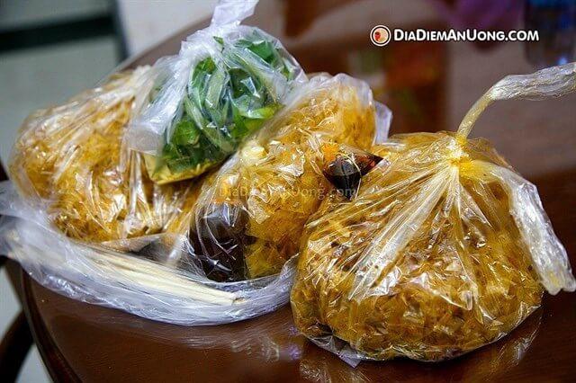 Bánh tráng sa tế Thủy Long An 108/2 Lê Tự Tài, phường 4, quận Phú Nhuận