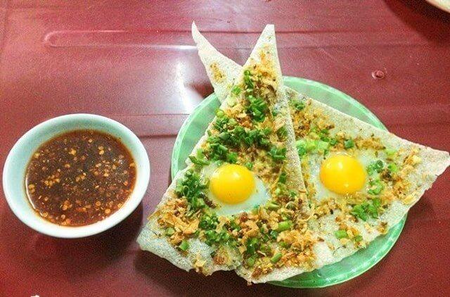 Bánh tráng kẹp Dì Hoa 209/105 Tôn Thất Thuyết, phường 3, quận 4