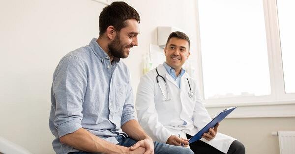 Bệnh nhân sẽ được bác sĩ cung cấp một vài thông tin về tình trạng sức khỏe
