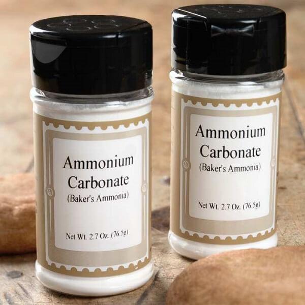 Bột khai (Ammonium bicarbonate) là gì, có tác dụng gì trong làm bánh?