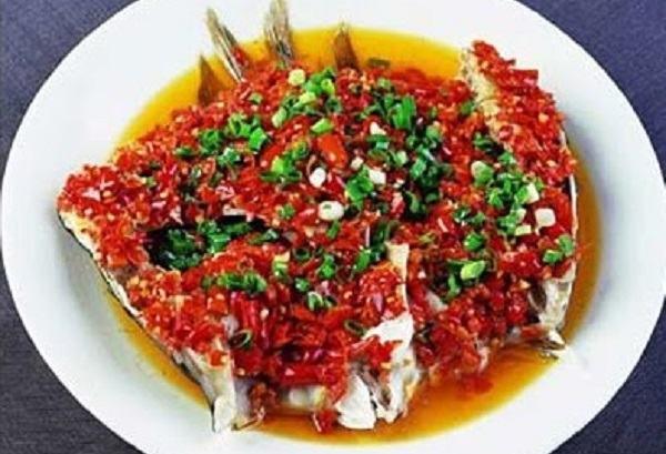 Cách làm ớt xào cá chép