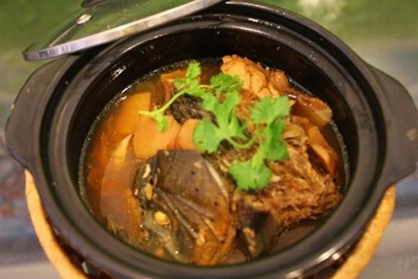 Cách làm món cá chép kho riềng