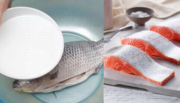Cách sơ chế cá hồi