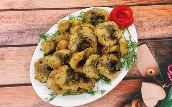 Cách chế biến món cá trắm nướng riềng mẻ thơm ngon