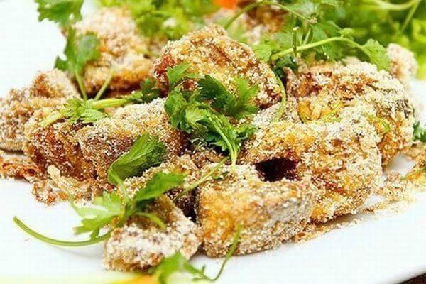Cách làm cánh gà rang muối ăn là ghiền