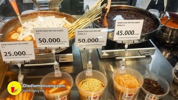8 quán ăn mì tương đen ngon đúng chất Hàn Quốc ở Sài Gòn