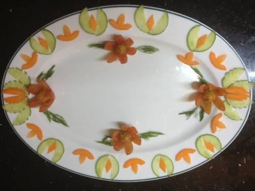 Cách trình bày, trang trí món ăn đơn giản mà đẹp mắt