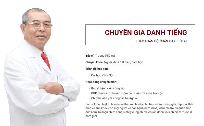Phòng khám đa khoa quốc tế cộng đồng - Địa chỉ khám bệnh nam khoa uy tín ở Hà Nội