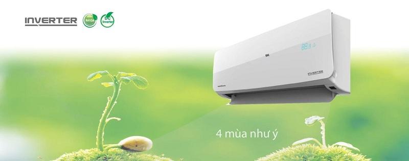 Sử dụng máy lạnh Sumikura sự lựa chọn số 1 cho các gia đình