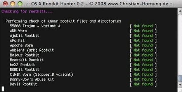 """Rootkit chủ động """"tàng hình"""" khỏi cặp mắt của người dùng"""