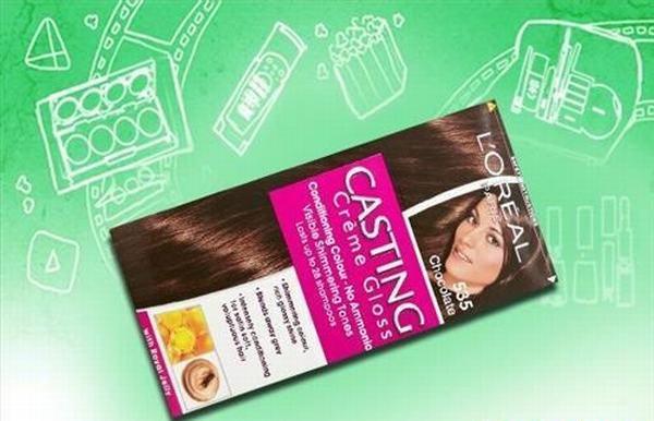 Thuốc nhuộm tóc L'oreal Shade Chocolate màu socola