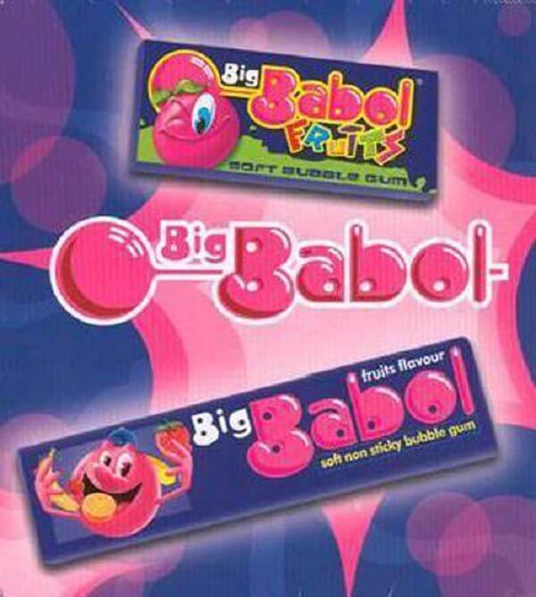 """Kẹo cao su thổi Big Babol đã từng có một thời """"làm mưa, làm gió""""…"""