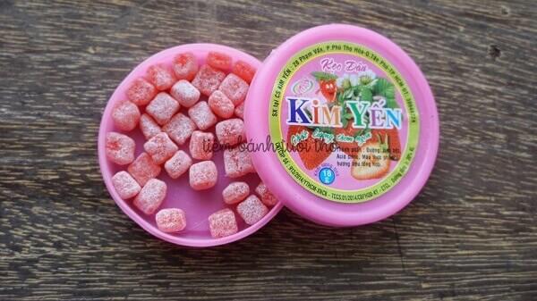 Kẹo dẻo Kim Yến