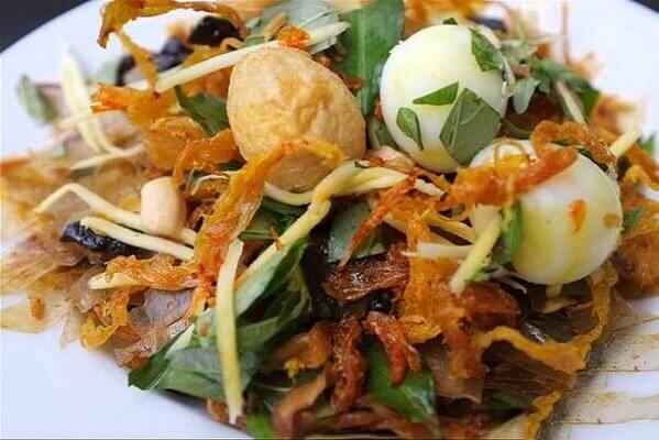 Cách làm bánh tráng trộn Sài Gòn tại nhà hoặc để bán