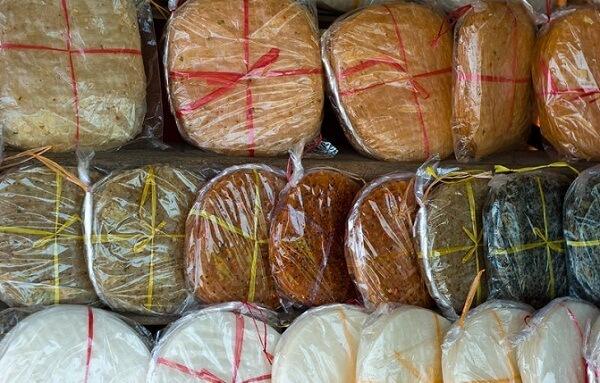 Bánh tráng trộn được chế biến ngon hơn, đậm đà hương vị