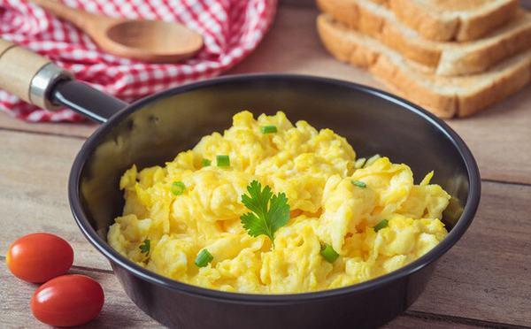 Cách làm món trứng khuấy siêu đơn giản, vừa ngon vừa lạ