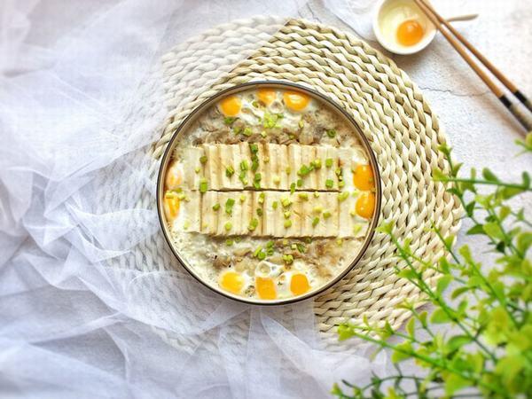 Hướng dẫn cách làm món trứng hấp đậu phụ siêu ngon, siêu dễ