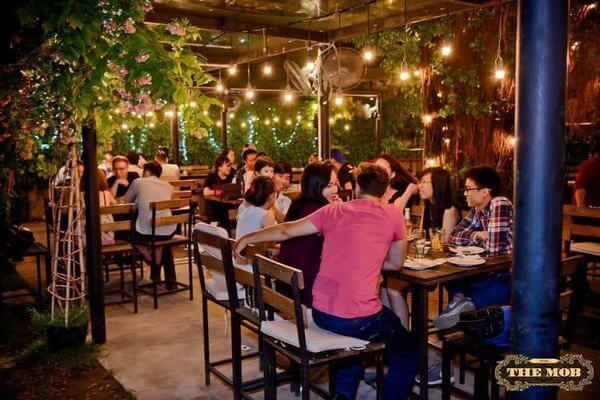 Quán nhậu Sài Gòn 1: Mob Beer Nam Kỳ Khởi Nghĩa Quận 1, Hồ Chí Minh