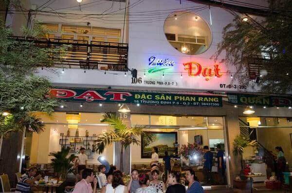 Quán nhậu Sài Gòn 2: Đạt Beer Club – Trương Định, P. 9, Q. 3, TpHCM
