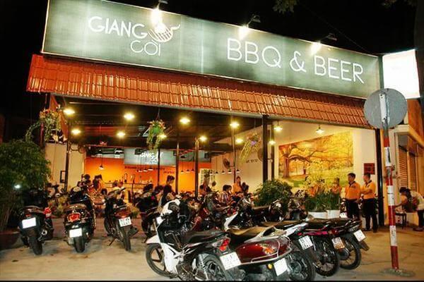 Giang Còi BBQ & Beer – Phạm Ngũ Lão, P. 3, Q. Gò Vấp, Tp. HCM