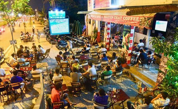 Quán nhậu xem bóng đá ở Tphcm – Tối nay coi đá bạnh ở đâu Sài Gòn