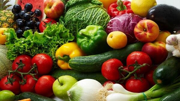 Thực đơn ngày 2: Các món ăn từ rau