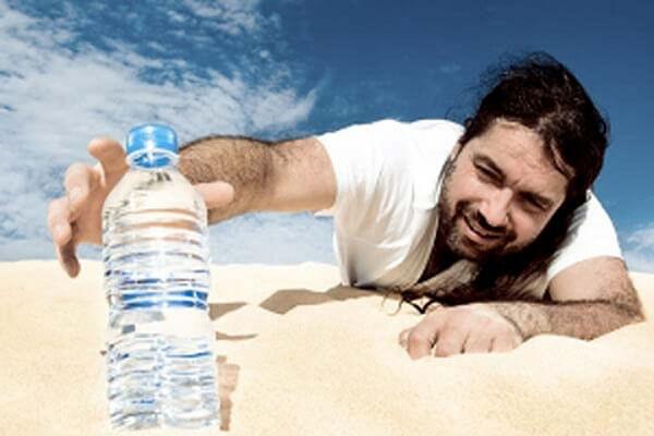 Liên tục khát nước