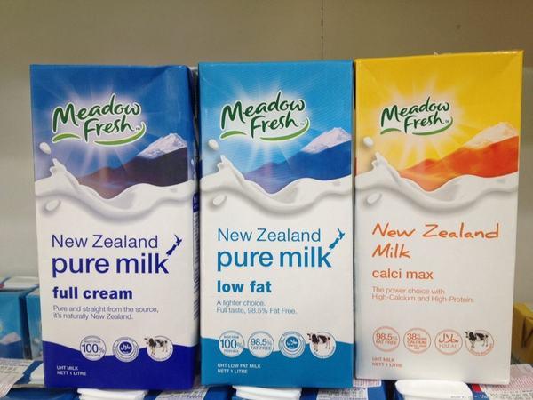 Những điều cần biết về sữa tươi nguyên kem