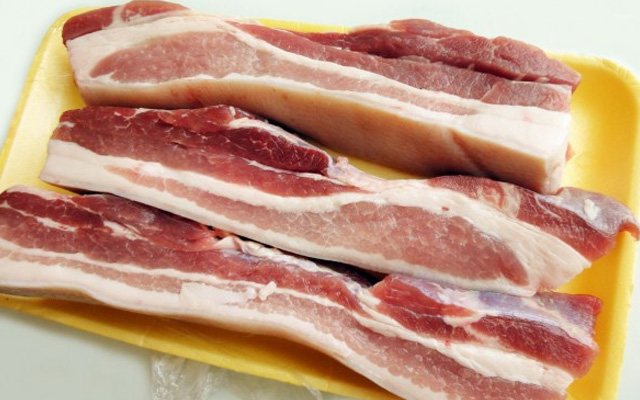 Thịt lợn luôn đảm bảo khẩu phần, giá trị dinh dưỡng trong mỗi bữa hàng ngày