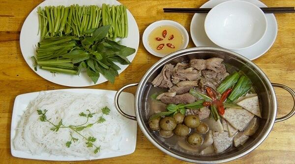 Vịt om sấu: Cách làm, Gia vị, 4 loại rau củ luộc ăn kèm vịt om sấu ngon nhất kiểu miền Bắc tại nhà