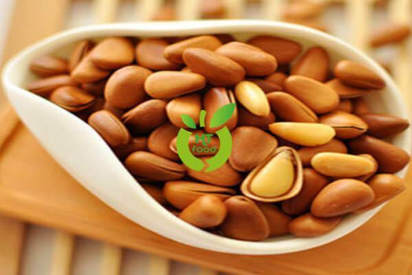 Hạt quả Thông - Tên tiếng Anh Pine Nuts