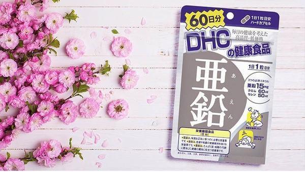 Viên kẽm của DHC Nhật Bản