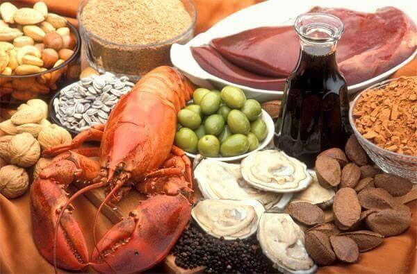 Top những loại thực phẩm chứa kẽm cho sức khỏe trẻ nhỏ, nam giới
