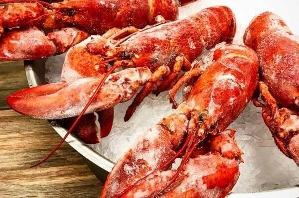 Tôm, cua biển - thực phẩm giàu kẽm