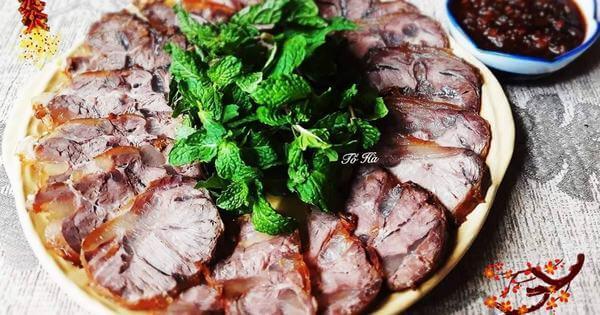 21 món ngon từ thịt bắp bò, bắp bò làm món gì ngon, cách chế biến bắp bò luộc, bắp bò ngâm mắm chua ngọt