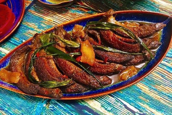 6 món ngon từ cá chạch, cách chế biến cá chạch kho gừng, kho nghệ, cá chạch chiên, nướng