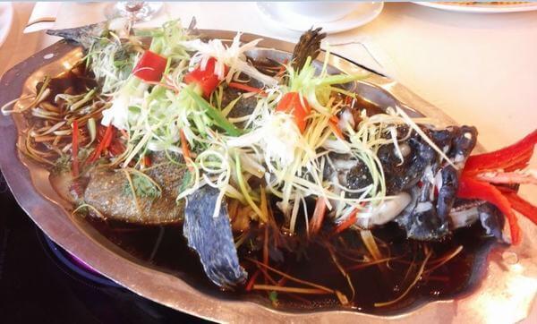 Cách làm cá tầm hấp xì dầu thơm ngon cho cả nhà