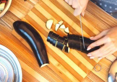 5 món ngon từ cà tím, cách chế biến cà tím như cà tím xào thịt bò, cà tím om thịt ba chỉ ngon cơm gia đình