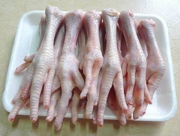 Các món ngon từ chân gà, chân gà rút xương đơn giản dễ làm