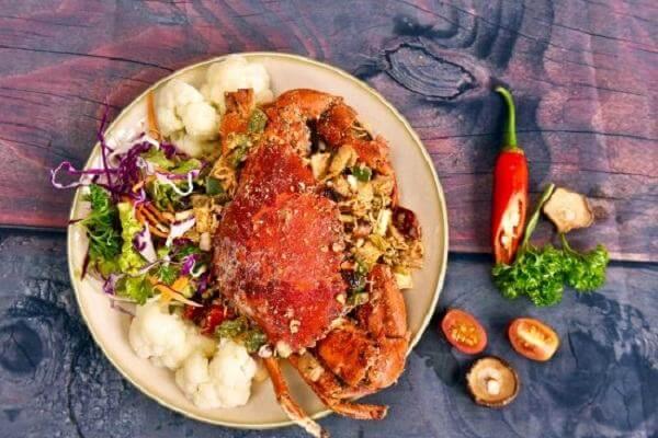 8 món ngon từ cua biển cho bé & bà bầu, cua biển làm món gì ngon và đơn giản, dễ chế biến nhất?