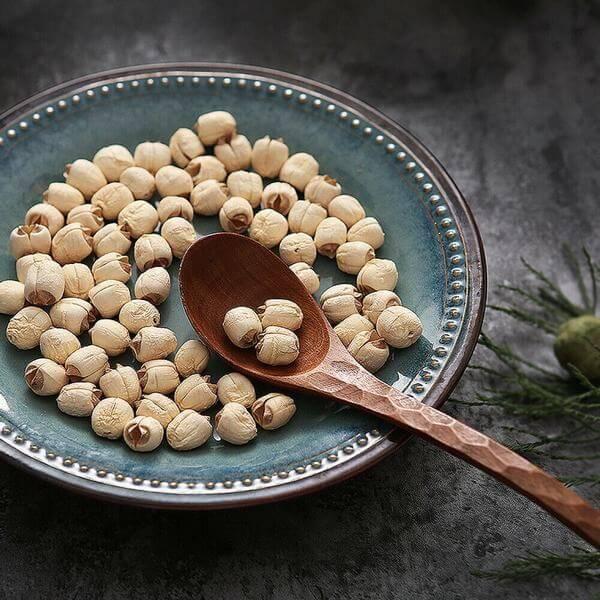 9 món ngon từ hạt sen, hạt sen nấu gì ngon cho bé, cho bà bầu, chế biến hạt sen đơn giản