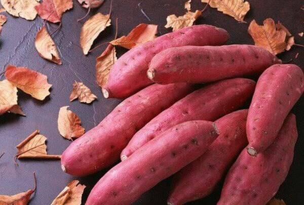 Những lợi ích sức khỏe từ khoai lang