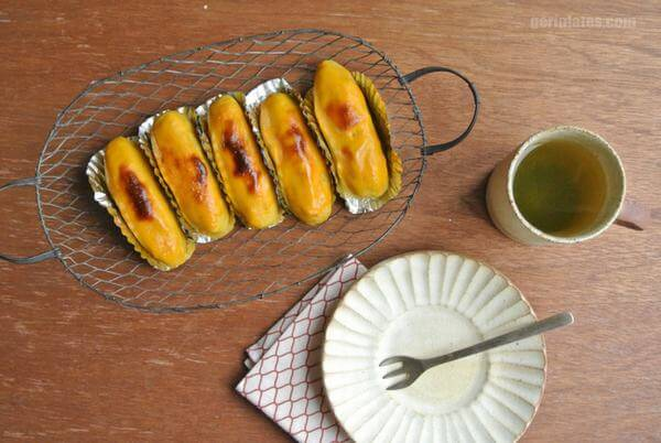 Khoai lang nướng kiểu Nhật