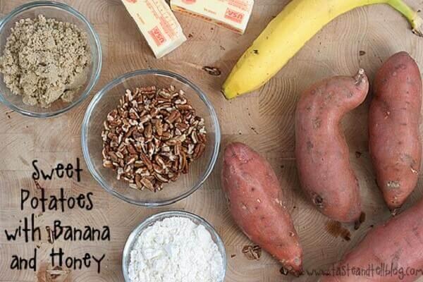10 món ngon từ khoai lang mật, khoai lang tím đơn giản dễ làm, các loại bánh từ khoai lang cho bé