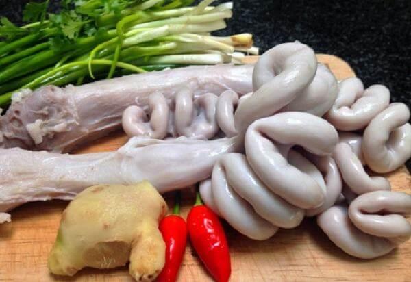 Cách làm các món ngon từ lòng lợn công thức chế biến đơn giản