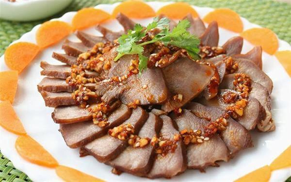 Cách làm các món ngon từ lưỡi lợn ngon cơm gia đình