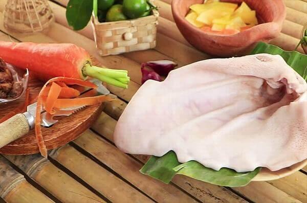 Cách chế biến các món ngon từ tai heo, tai lợn làm món gì ngon, đơn giản