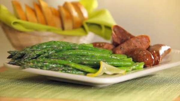5 cách chế biến măng tây, món ngon từ măng tây như xào tỏi, xào tôm, xào thịt bò